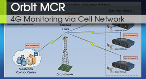 Orbit™ MCR 4G l Video Monitoring via Cellular Network v1 1