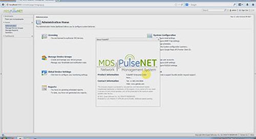 PulseNET™ | PulseNET™ Enterprise 2.6.0 Upgrade v1.1