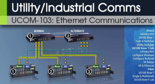 UCOM-103 | Ethernet Communications v1