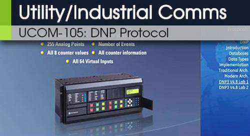 UCOM-105 | DNP Protocol v1