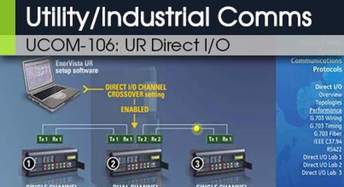 UCOM-106 - Universal Relay Direct I/O