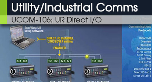 UCOM-106 - Universal Relay Direct I/O