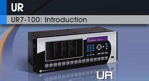 UR7-100 | Introduction