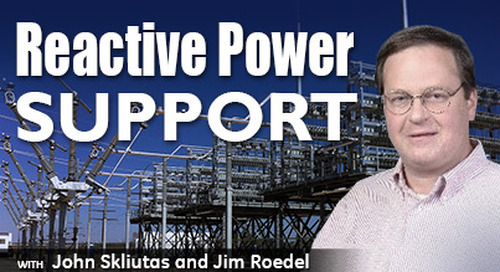 Reactive Power Solutions Part I - Reactive Power Support