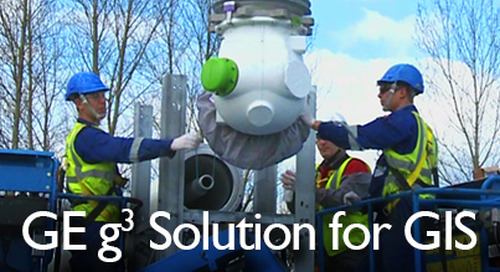 GE g³ Solution for GIS