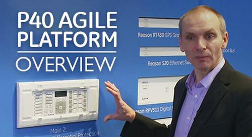 P40 Agile Platform Overview