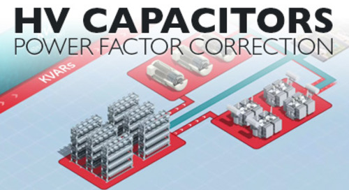 HV Capacitors - Power Factor Correction
