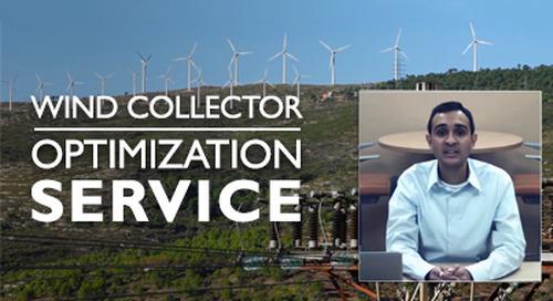 Wind Collector Optimization Service
