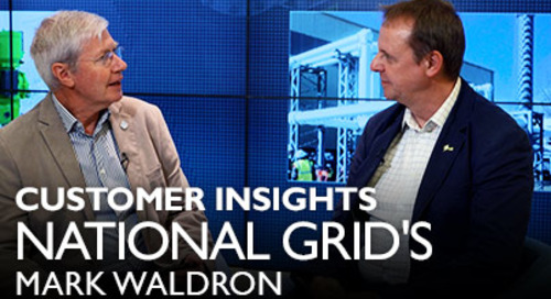 Customer Insights - National Grid's Mark Waldron