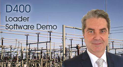 D400 Loader Software Demo