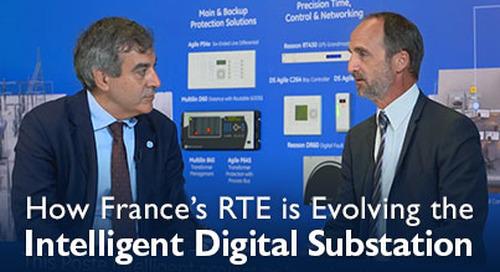 How RTE is Evolving the Intelligent Digital Substation