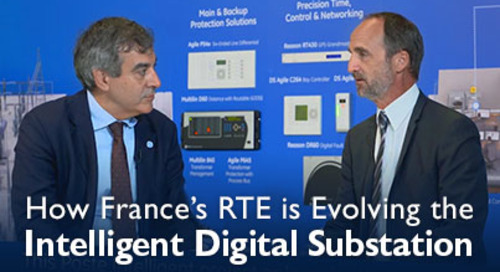 How RTE is Evolving the Intelligent Digital Substation