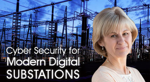 Cyber Security in Modern Digital Substations