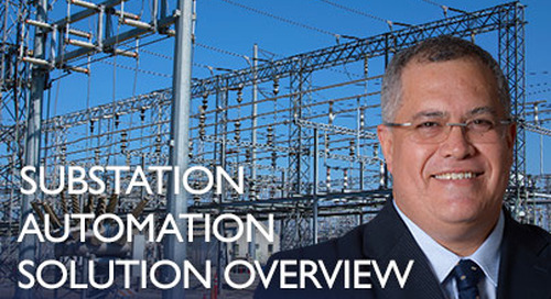 Substation Automation - Product Overview