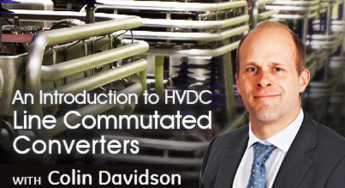 An Introduction to HVDC Line Commutated Converters