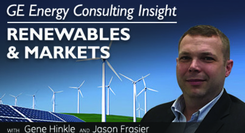 Power Markets & Renewable Energy