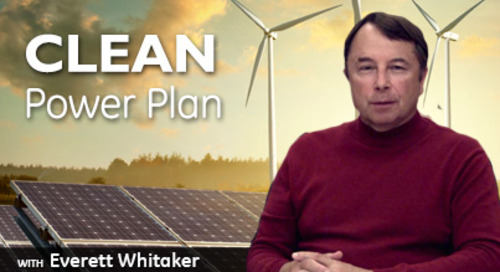 GE Energy Consulting Clean Power Plan Webinar