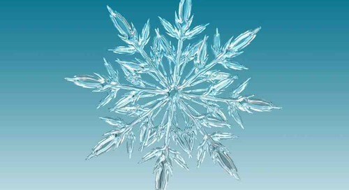 Data forecast – cloudy with a chance of Snowflake