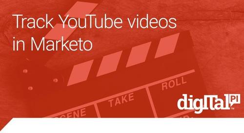 Track YouTube Videos in Marketo