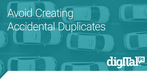 Avoid creating accidental duplicates when using the Marketo REST API