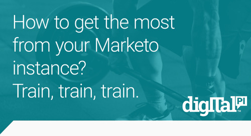 How to get the most from your Marketo instance? Train, train, train.