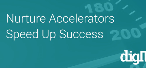 CA Increases Nurture Engagement by 10X Using Acceleration