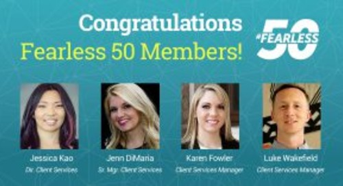 Digital Pi Team Members Named to Fearless 50