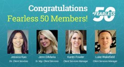 Digital Pi Team Members Named to Fearless 50