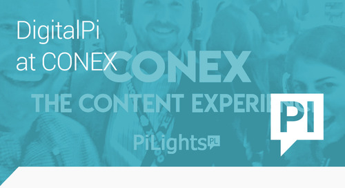 Digital Pi Goes North – CONEX in Toronto
