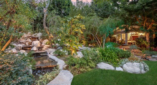 Step Inside $35 Million Dollar Sycamore Ranch in Brentwood