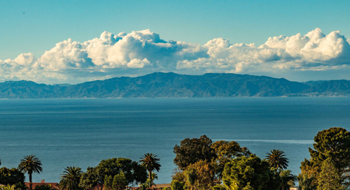 A One-Of-A-Kind Panorama On The Palos Verdes Coast