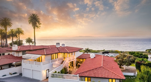 Home of the Week: Malaga Cove Home on Rare Corner Lot with Forever Views