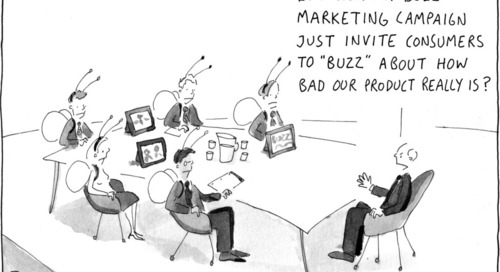 The Fly and The Bee—Lessons in Marketing