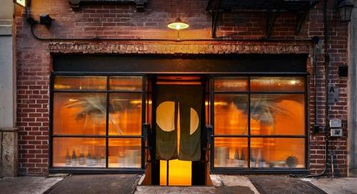 Brooklyn-based Studio Tack Reimagines Japanese Design at Tsukimi in NYC
