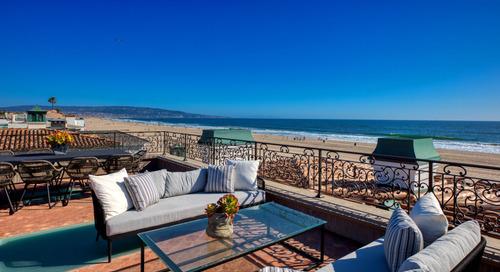 Bryn Stroyke Offers Buyers $18.995M Villa on The Strand in Hermosa Beach