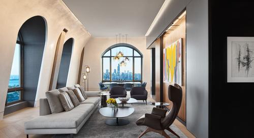 Wheeler Kearns Architects' Jon Heinert on New Chicago Penthouse
