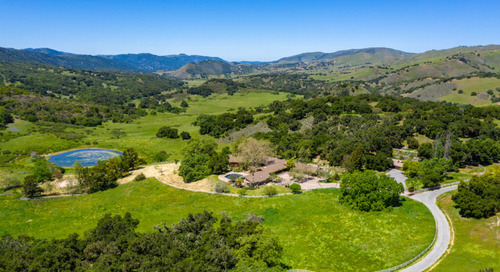 Apple Co-Founder, Mike Markkula's 12,000+ Acre Rana Creek Ranch for $37.5M