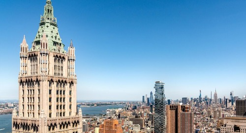 Alchemy Properties Goes Next-Level with Woolworth Tower Residences