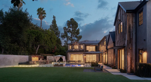 Kelly Clarkson's Encino Home Away From Touring and a New Suite at The Century
