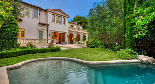 """Anthony Marguleas Offers """"Golden Circle"""" a Pacific Palisades Dream Come True"""