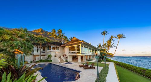 Tracy Allen has a Haven in Honolulu
