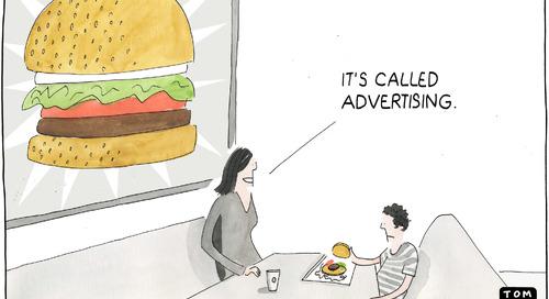 Marketing versus Advertising