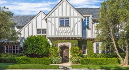 Steve Frankel Offers 720 N. Elm Drive a Stunning Hideaway