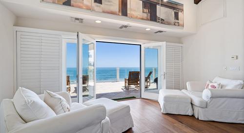 Steven Levitan of Modern Family's Seaside Malibu Dream