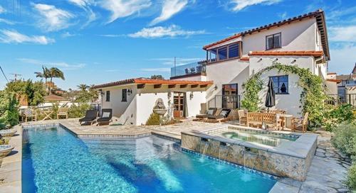 317 Camino De Las Colinas & Hollywood Riviera History