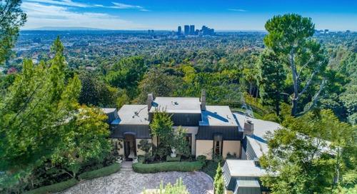 An Ode to Hollywood Regency: 1010 Hillcrest Road
