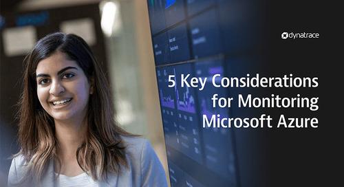 5 Key Considerations for Monitoring Microsoft Azure