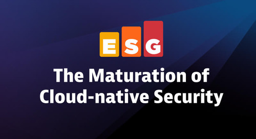 The Maturation of Cloud-native Security: Securing Modern Applications and Infrastructure
