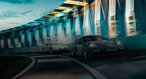 Porsche Informatik masters the cloud and accelerates innovation