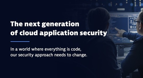 The Next Generation of Cloud Application Security